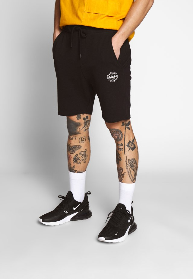 SHARK - Shorts - black