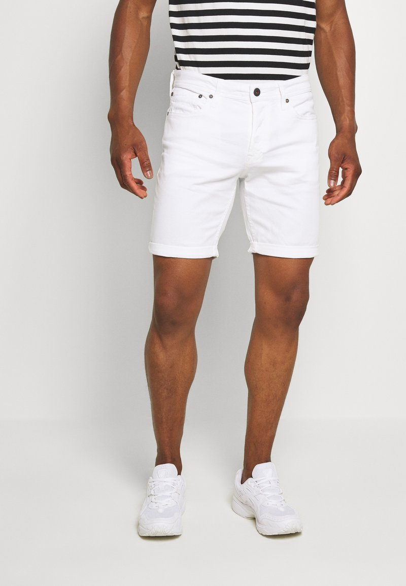 Jack & Jones - JJIRICK ORIGINAL - Shorts - white