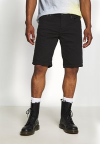 Jack & Jones - JJIRICK ORIGINAL - Kraťasy - black - 0