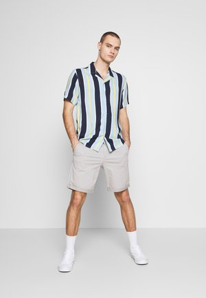 JJIBOWIE 2PACK - Shorts - vintage indigo/drizzle