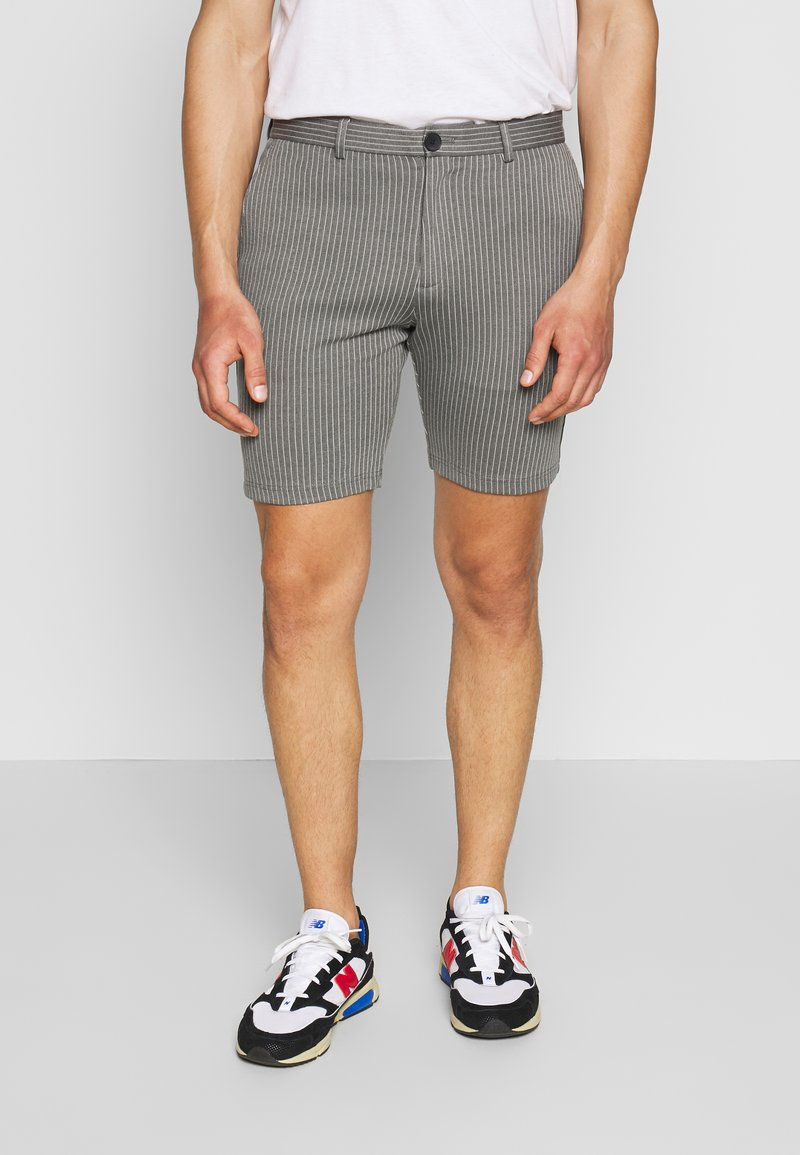 Jack & Jones - JJIPHIL CHINO  - Shorts - grey melange