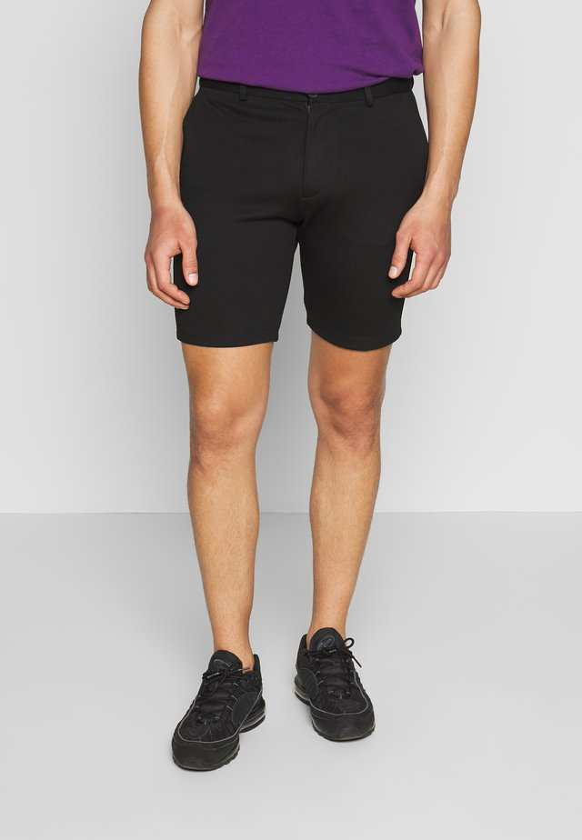JJIPHIL CHINO  - Shorts - black