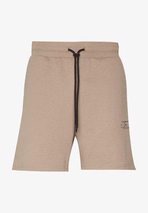 JCOHARVEY - Tracksuit bottoms - beige