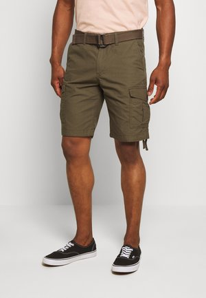 JJICHARLIE JJCARGO  - Shorts - forest night