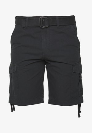 JJICHARLIE JJCARGO  - Shorts - black