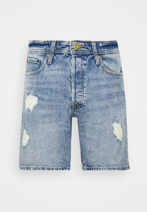 JJICHRIS JJORG - Jeans Short / cowboy shorts - blue denim