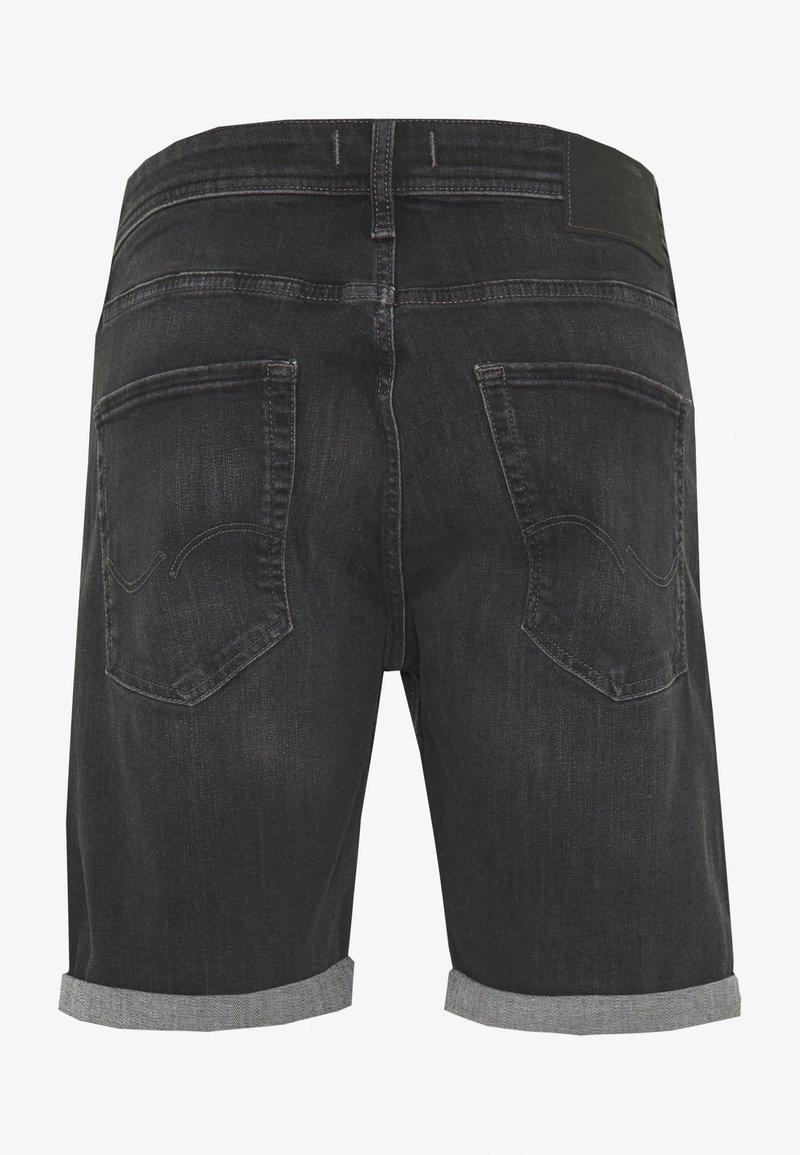 Jack & Jones JJIRICK JJORIGINAL - Jeansshorts - black denim