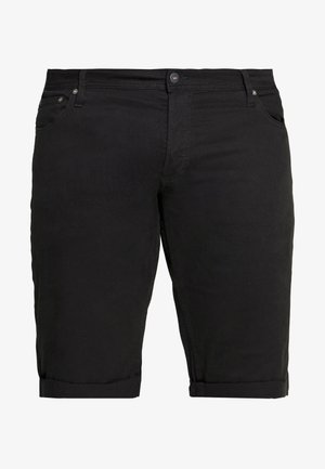 JJIRICK ORG SHORT AKM 799 PS - Jeansshorts - black