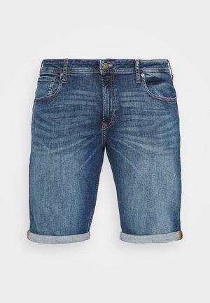 JJIRICK JJORIGINAL - Jeansshorts - blue denim