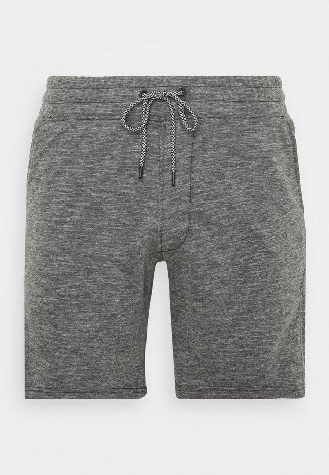 Shorts - black/melange