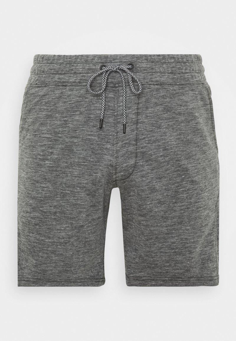Jack & Jones - Shorts - black/melange