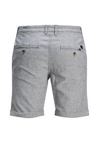 Jack & Jones - JJILINEN JJCHINO - Shorts - grey - 7