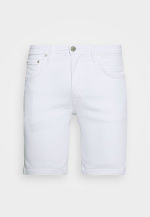 JJIRICK JJFELIX - Short en jean - white denim