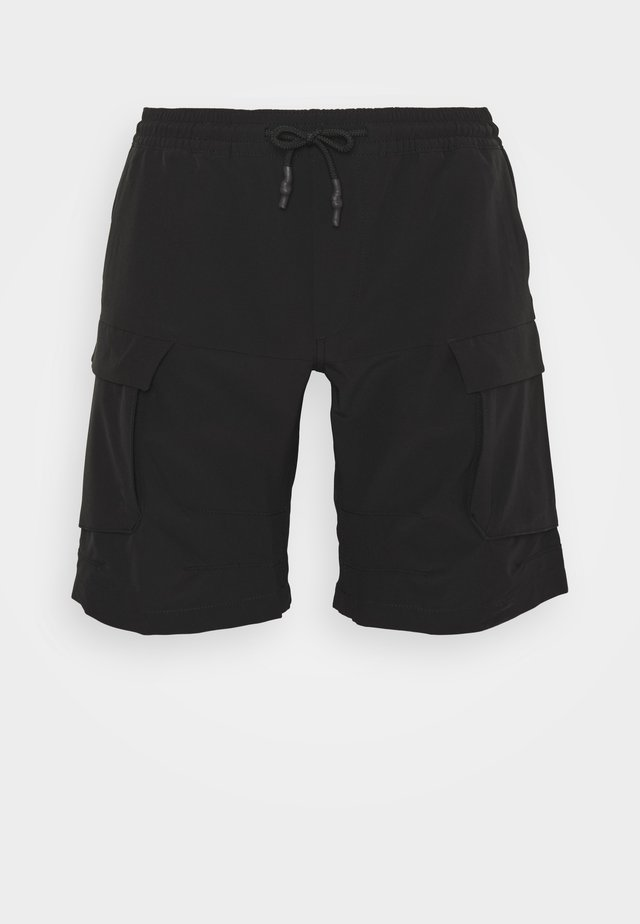 JJILIFE JJCARGO  - Shorts - black