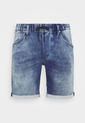 JJIRICK JJDASH  - Shorts - blue denim