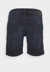 Jack & Jones - JJIRICK JJORIGINAL - Denim shorts - blue denim - 1