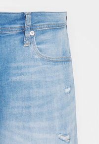 Jack & Jones - JJIRICK JJORIGINAL - Denim shorts - blue denim - 2