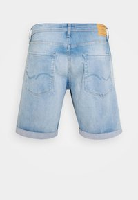 Jack & Jones - JJIRICK JJORIGINAL - Denim shorts - blue denim - 1
