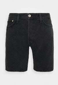 Jack & Jones - ORIGINAL SHORTS  - Denim shorts - black denim - 0