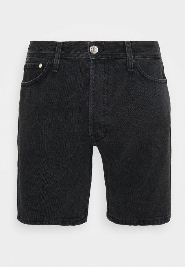 ORIGINAL SHORTS  - Jeans Shorts - black denim