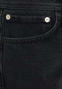 Jack & Jones - ORIGINAL SHORTS  - Denim shorts - black denim - 2
