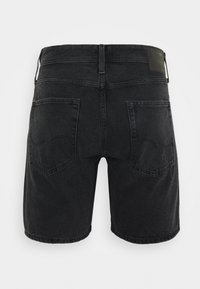 Jack & Jones - ORIGINAL SHORTS  - Denim shorts - black denim - 1