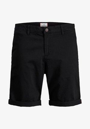 CHINOSHORTS KLASSISCHE - Shortsit - black