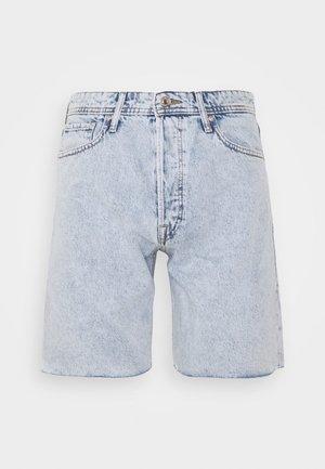 JJICHRIS JJORIGINAL - Short en jean - blue denim