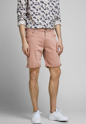 Denim shorts - burlwood
