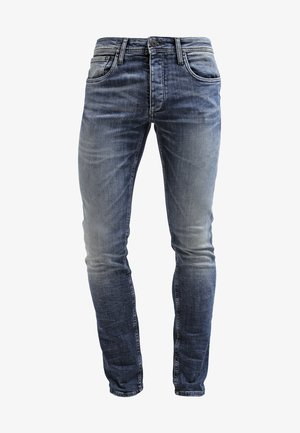 JJGLENN - Jeansy Slim Fit - blue