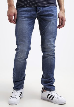 JJITIM - Slim fit jeans - blue denim