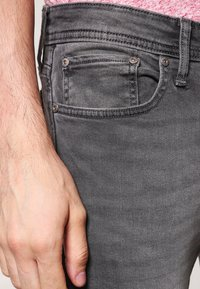 Jack & Jones - JJILIAM JJORIGINAL  - Jeans Skinny Fit - grey denim - 3