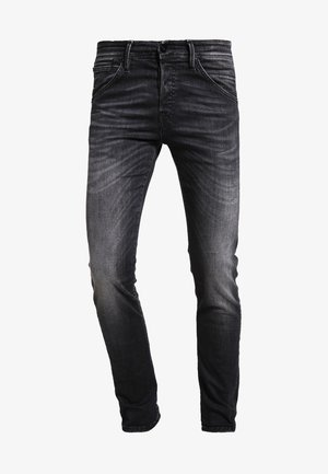 JJIGLENN JJFOX  - Slim fit jeans - black denim
