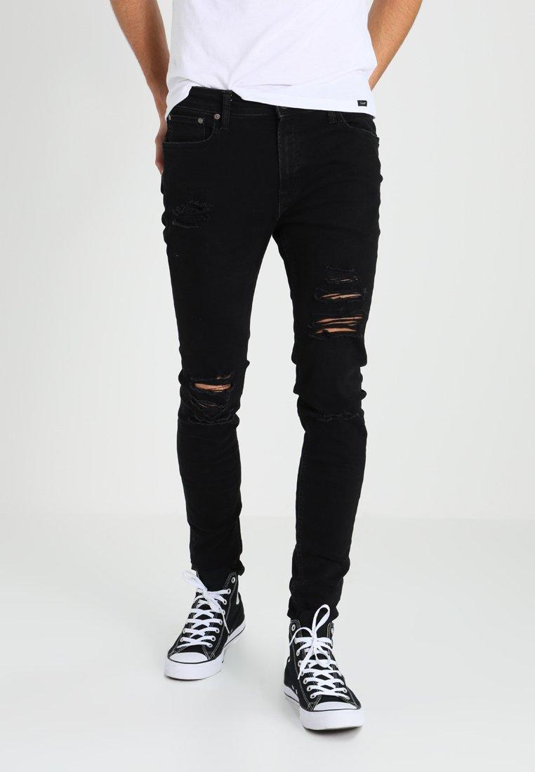 Jack & Jones - JJILIAM JJORIGINAL - Jeans Skinny - black denim