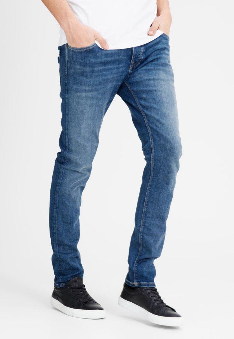 Jack & Jones - JJIGLENN FELIX - Slim fit jeans - blue denim