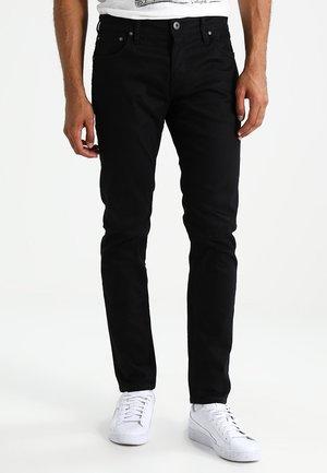 JJITIM JJORIGINAL - Slim fit jeans - black