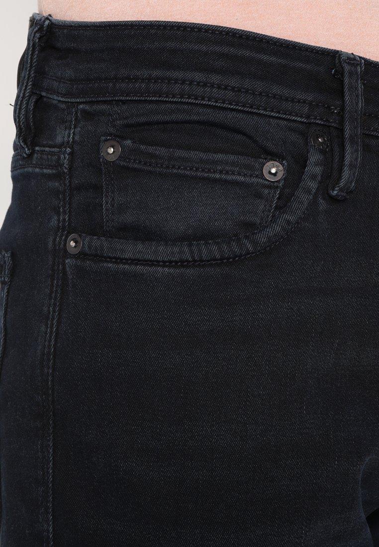 Jack & Jones Jjiglenn Felix - Straight Leg -farkut Black