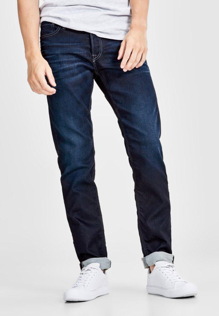 Jack & Jones - MIKE - Jeans Straight Leg - blue denim