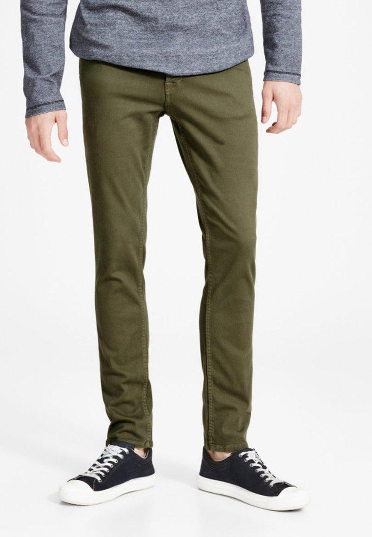 Jack & Jones - GLENN ORIGINAL - Slim fit jeans - olive night