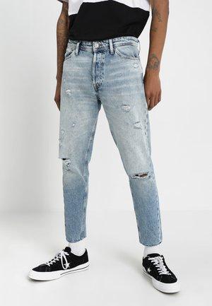 JJIFRED JJORIGINAL JOS  - Relaxed fit jeans - blue denim