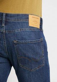 Jack & Jones - JJIMIKE JJORIGINAL - Jeans a sigaretta - blue denim - 5