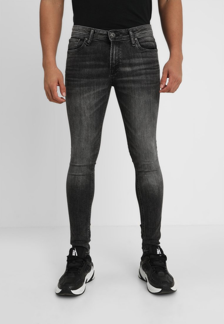 Jack & Jones - JJITOM JJORIGINAL - Jeans Skinny Fit - black denim