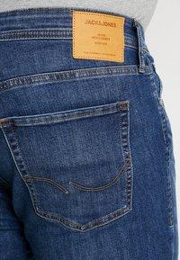 Jack & Jones - JJITIM JJORIGINAL - Jeans Straight Leg - blue denim - 5