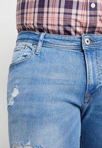 Jack & Jones - JJILIAM JJORIGINAL - Jeans Skinny Fit - blue denim - 3