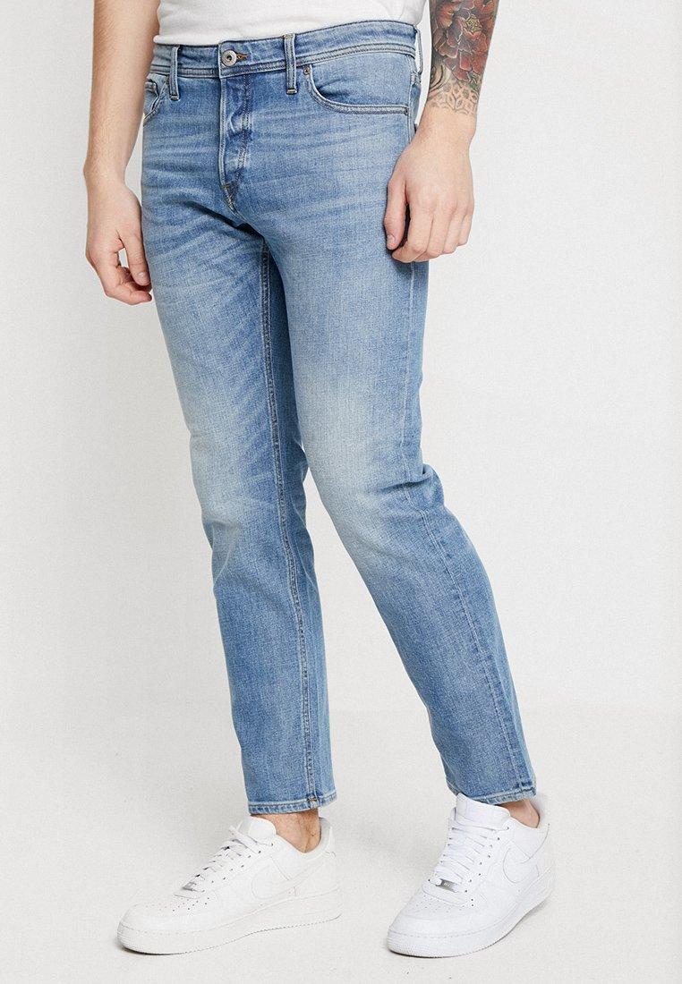 Jack & Jones - JJIMIKE JJORIGINAL - Jeans Slim Fit - blue denim