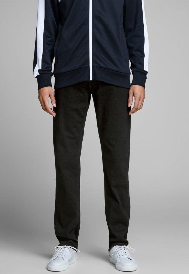 Jack & Jones - Straight leg jeans - black denim