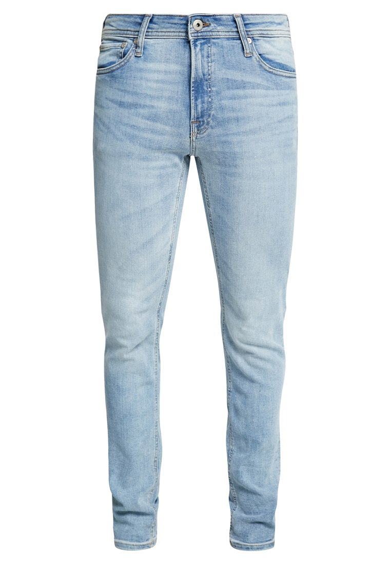 Jack & Jones JJILIAM JJORIGINAL - Jeans Skinny Fit - blue denim