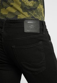 Jack & Jones - JJIGLENN JJORIGINAL - Džíny Slim Fit - black denim - 5