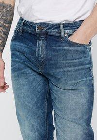 Jack & Jones - JJICLARK JJORIGINAL JOS - Jeans straight leg - blue denim - 3