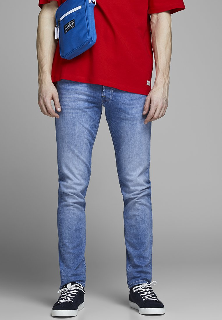 Jack & Jones - Straight leg jeans - blue denim